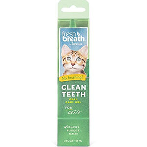 TROPICLEAN Clean Teeth Oral Gel
