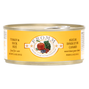 FROMM Four-Star Turkey and Duck Pate, 156g