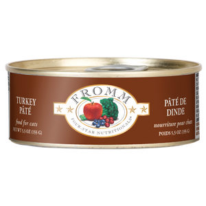 FROMM Four-Star Turkey Pate, 156g