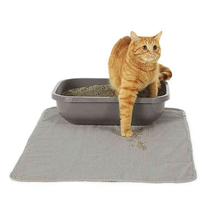 "SMART CAT Ultimate Litter Mat XL, 48""x36"""