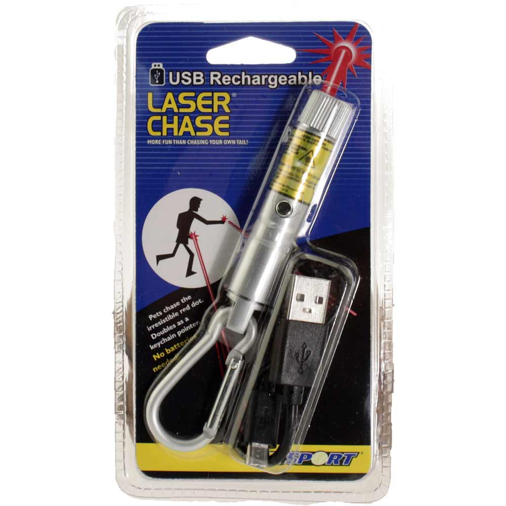 PETSPORT Laser Chase USB Rechargeable