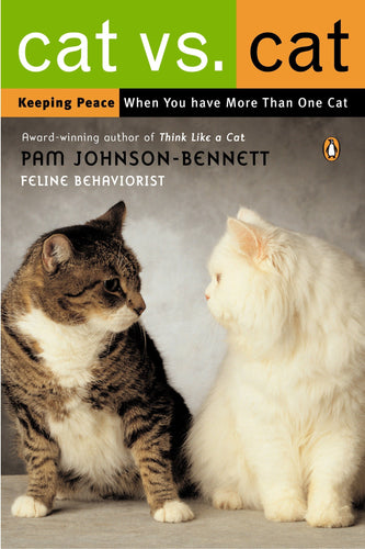 Cat vs. Cat, by Pam Johnson-Bennett