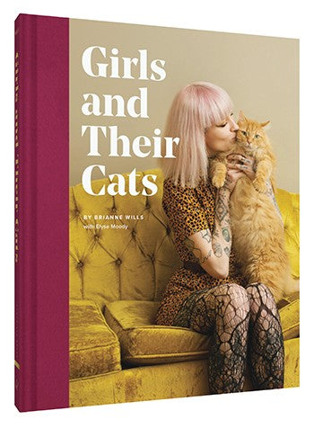 Girls and Their Cats by BriAnne Willis