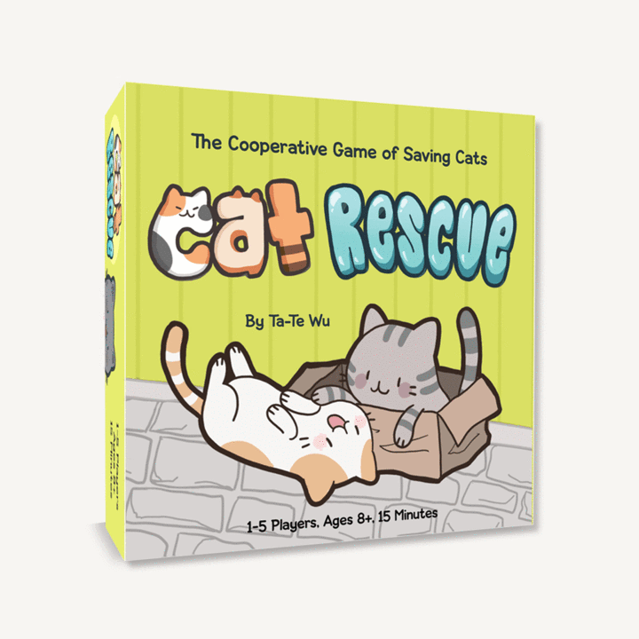 CHRONICLE BOOKS Cat Rescue Game