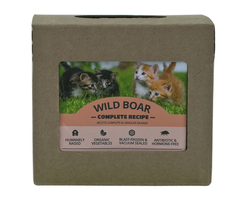 RED DOG BLUE KAT Wild Boar Complete Recipe, 113g