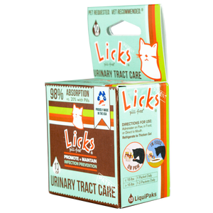 LICKS Urinary Tract Care, 10 use