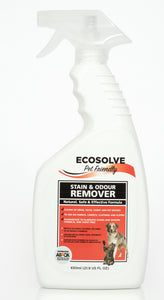 ECOSOLVE Stain & Odour Remover, 650ml