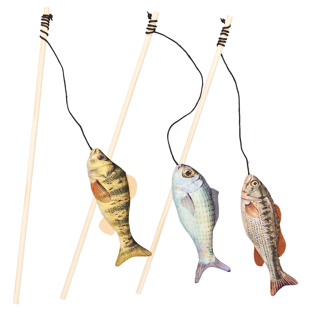 SPOT ETHICAL PET PRODUCTS Gone Fishin' Wand