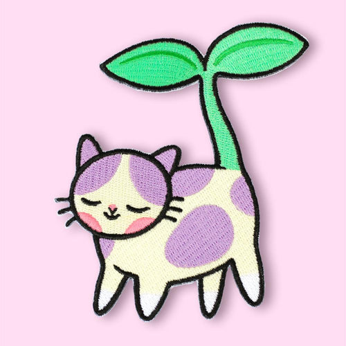 PONY PEOPLE Plant Kitty Patch