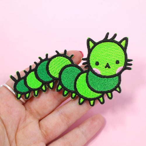 PONY PEOPLE Caterpillar Patch
