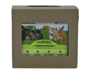 RED DOG BLUE KAT Turkey Complete Recipe, 227g