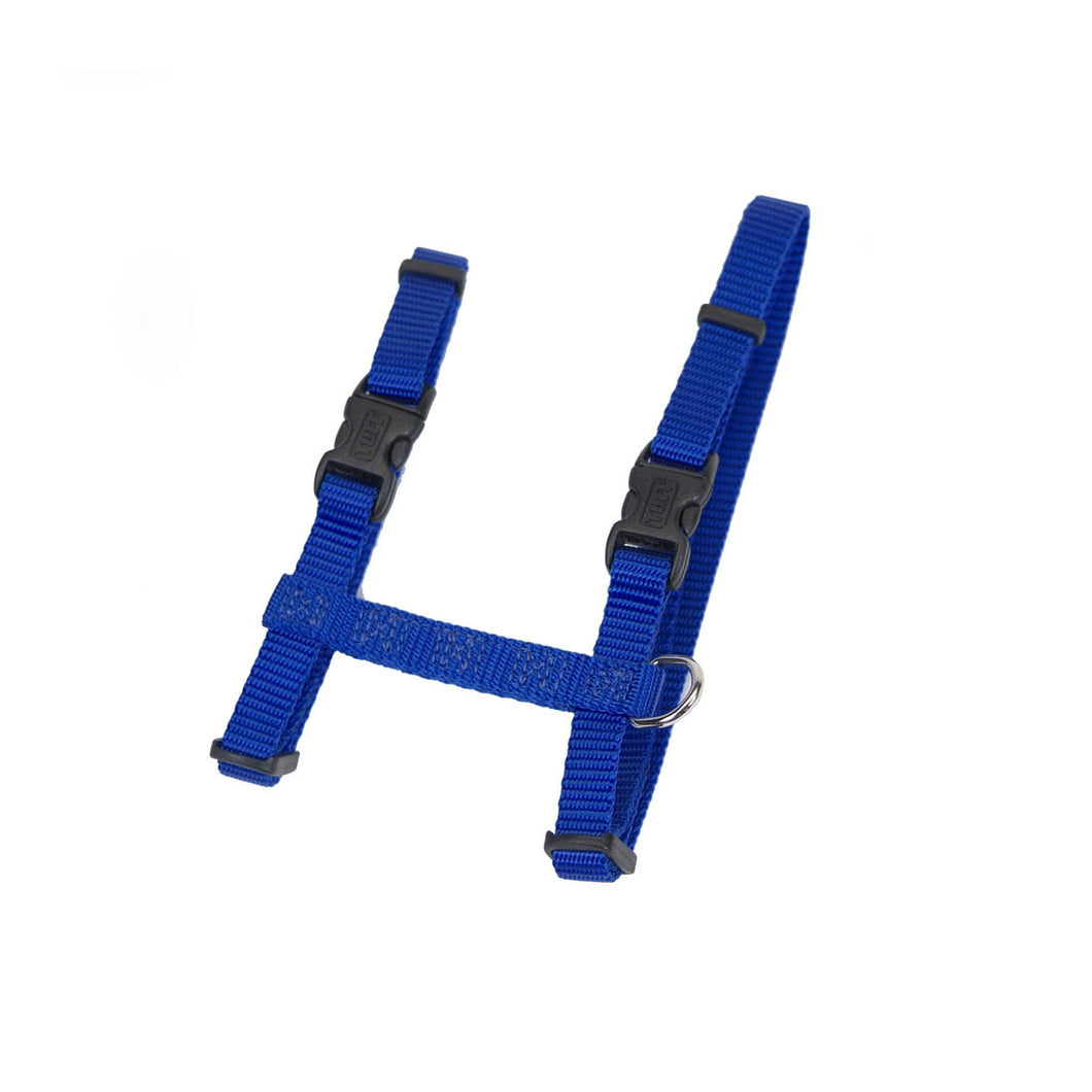 COASTAL Figure H Adjustable Nylon Harness Blue