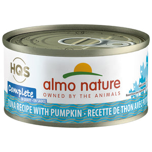 ALMO Complete Tuna with Pumpkin, 70g