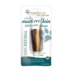 APPLAWS Mackerel Loin, 30g