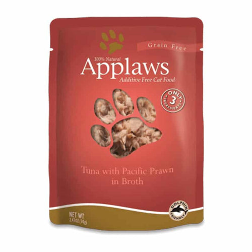 APPLAWS Tuna & Prawn, 70g
