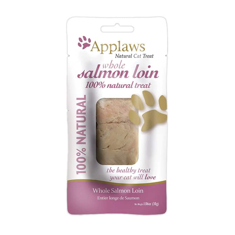 APPLAWS Salmon Loin, 30g
