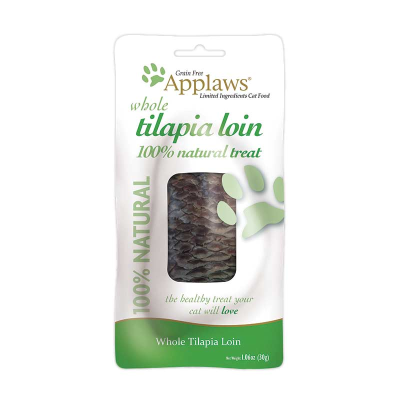 APPLAWS Tilapia Loin, 30g