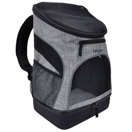 BERGAN Backpack Carrier, grey