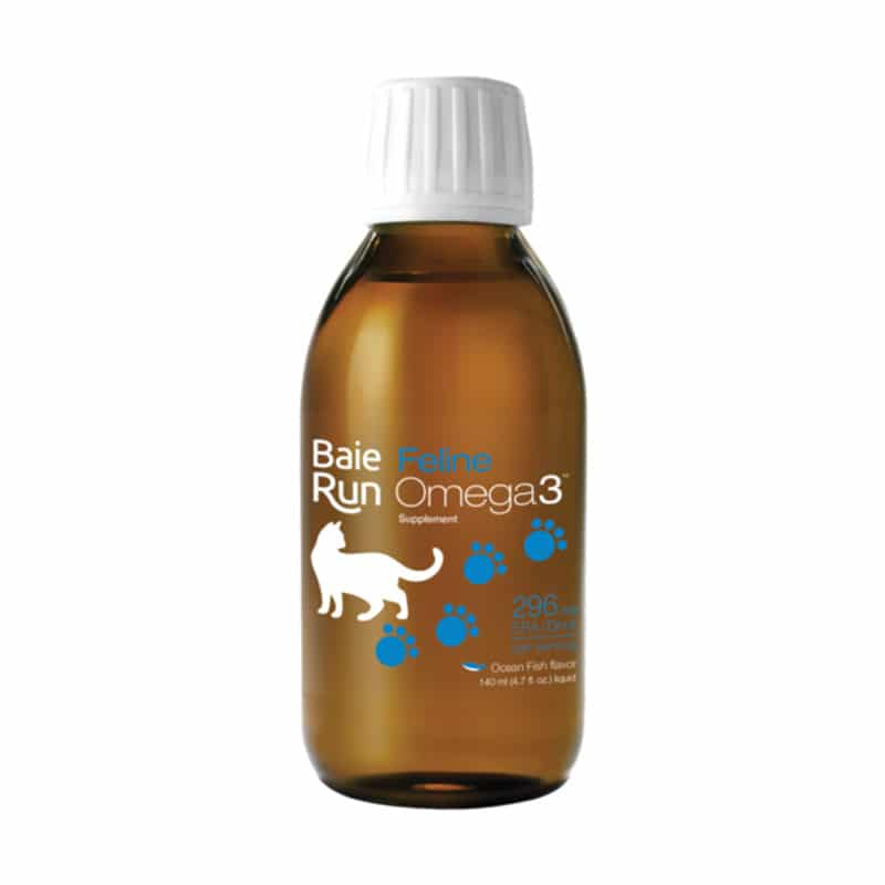 BAIE RUN Feline Omega 3, 140ml