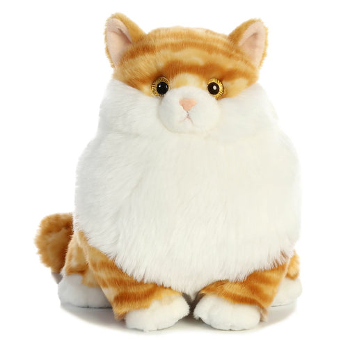 AURORA Fat Cats Butterball Tabby, 9.5
