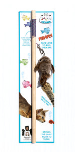 GO CAT Lures Fishfly w/Wooden Wand