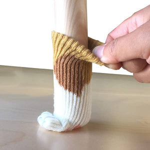 CLEVER IDIOTS Paw Chair Socks