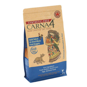CARNA4 Fresh Chicken Formula, .91kg