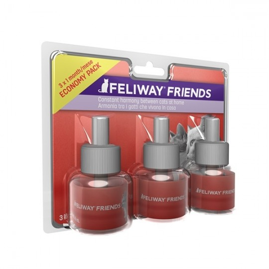 FELIWAY Friends Refill, 3 Pack
