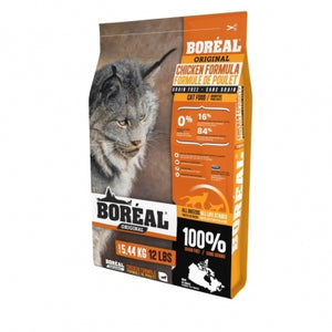BOREAL Original Grain-Free Chicken, 5.45kg