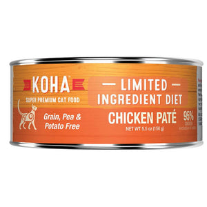 KOHA Limited Ingredient Diet Chicken Pâté, 156g