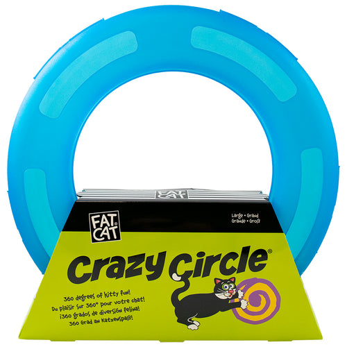 FAT CAT Crazy Circle, large