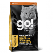 GO! Sensitivities Limited Ingredient Duck Recipe, 1.3kg