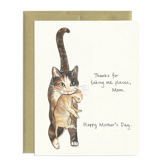 GOTAMAGO Mothers Day Card