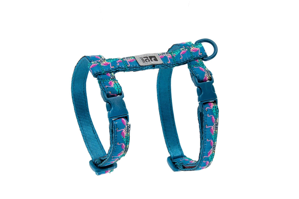 RC PETS Harness Flamingo, medium