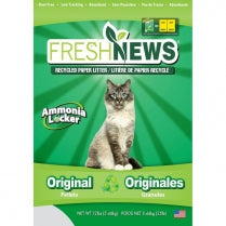 FRESH NEWS Paper Litter, 5.44kg