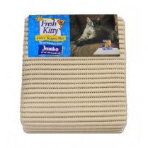 FRESH KITTY Foam Litter Mat Tan, 40
