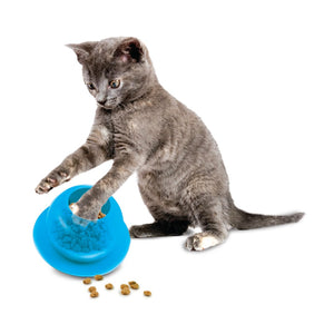 PETSAFE Fishbowl Cat Feeder Toy