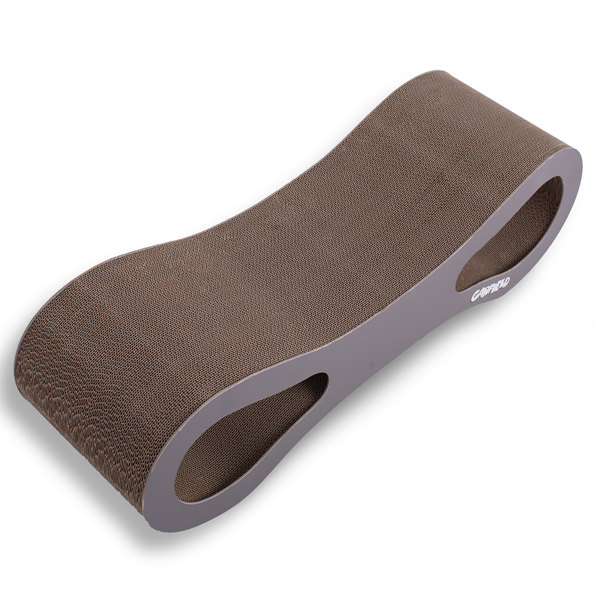 GARFIELD Extra Large Scratcher/Lounger Grey, 34