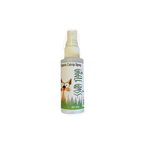 GIGGLE GRASS Catnip Spray, 60ml