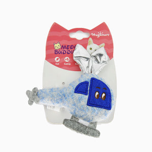 HUGSMART Meow Buddies Crazy Catcher Helicopter