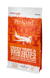 PETKIND Green Tripe High Skies Formula, 1.8kg