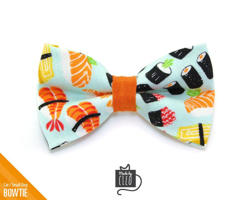 MADE BY CLEO Sushi Bow Tie