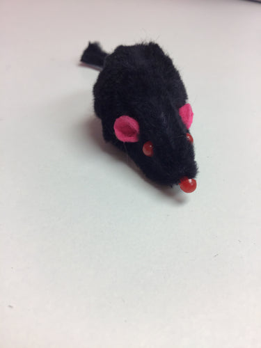 AMAZING PET PRODUCTS Fur Rattle Mouse, 2