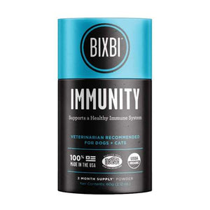 BIXBI Organic Superfood Immunity Supplement, 60g