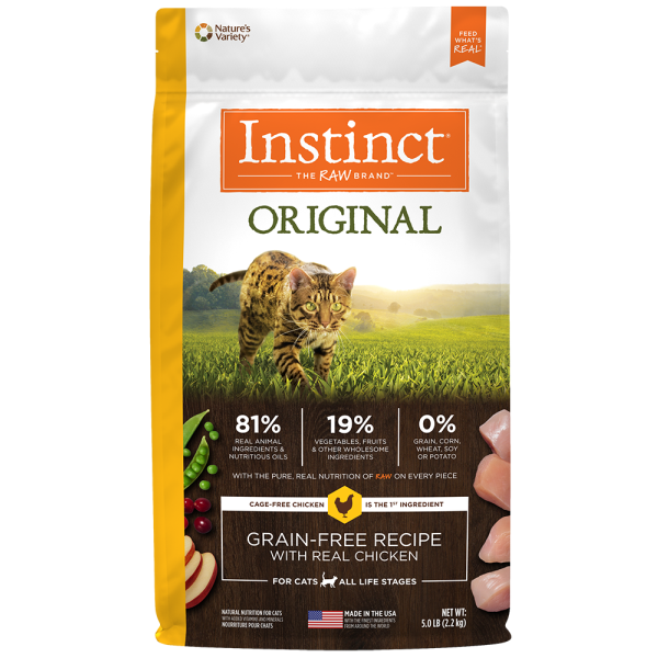 INSTINCT Original Cage-Free Chicken, 2.2kg