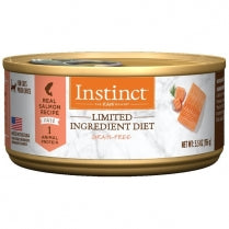 INSTINCT Limited Ingredient Salmon, 156g
