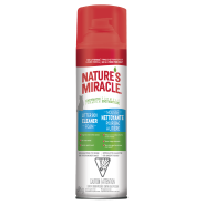 NATURE'S MIRACLE Litterbox Cleaner Foam Aerosol, 17.5oz