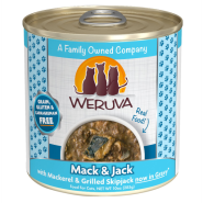 WERUVA Mack & Jack Mackerel & Grilled Slipjack, 285g