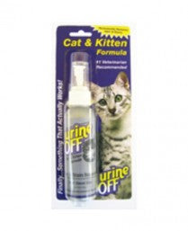 URINE OFF Odor & Stain Remover Spray, 118ml