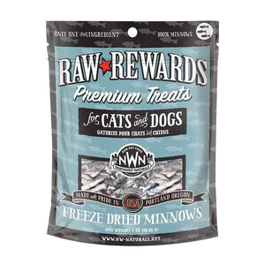 NORTHWEST NATURALS Freeze-Dried Minnows, 28g